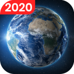 Live Earth Map – Satellite View, World Map 3D 2.3.2  MOD APK