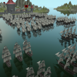 MEDIEVAL NAVAL WARS: FREE REAL TIME STRATEGY GAME 1.2 MOD APK