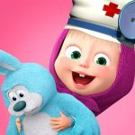 Masha and the Bear: Toy doctor 1.1.7 MOD APK