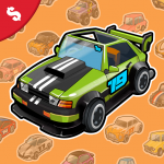 Merger More Super Car 1.0.4 MOD APK