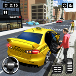 Modern Taxi Drive Parking 3D Game: Taxi Games 2020 1.1.04 MOD APK