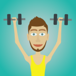 Muscle clicker 2: RPG Gym game 1.0.3  MOD APK