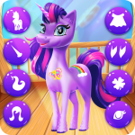 My Little Unicorn 🦄 Magic Horse 1.2.6 MOD APK