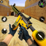 New Counter Terrorist Gun Shooting Game 1.0.4 MOD APK