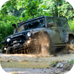 Offroad Jeep Hill Climbing: 4×4 Off Road Racing 1.0 MOD APK