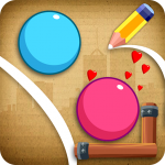 Physics Ball: Draw Puzzle 1.05 MOD APK