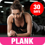 Plank Workout – 30 Day Challenge for Weight Loss 1.6 MOD APK