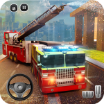 🚒 Rescue Fire Truck Simulator: 911 City Rescue 1.3 MOD APK