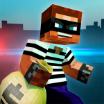 🚔 Robber Race Escape 🚔 Police Car Gangster Chase 3.11.0 MOD APK