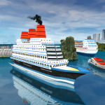 Ship Driving Games 4.0 MOD APK
