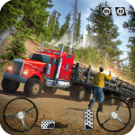 USA Truck Driving School: Off-road Transport Games 1.13 MOD APK