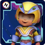 Vir The Robot Boy Run 1.9 MOD APK