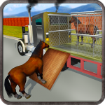 Wild Horse Zoo Transport Truck Simulator Game 2018   1.7  MOD APK