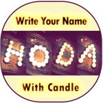 Write Name By Candle – Art Name1.2.1 MOD APK