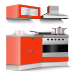 3D Kitchen Design for IKEA: Room Interior Planner 974 MOD APK