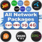 All Network Packages 2020 (Jazz Zong Ufone Telenr) 5.1 MOD APK
