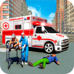 Ambulance Rescue Games 2020 1.10 MOD APK
