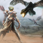 Battle of Mighty Dragons: Archery Games 2019 2.3 MOD APK