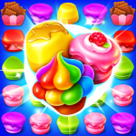 Cake Smash Mania Swap and Match 3 Puzzle Game  3.3.5051 MOD APK