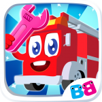 Cars for kids – Car sounds – Car builder & factory 1.3.4 MOD APK