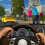 City Taxi Driver 2020: US Crazy Cab Simulator 1.0 MOD APK