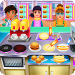 Fast Food Chef Cooking and Serving 1.0.4 MOD APK