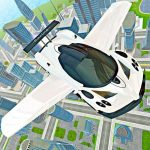 Flying Car Real Driving 2.8 MOD APK