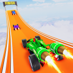 Formula Jet Car Stunt Games – Mega Ramp Stunts 1.0.6 MOD APK