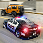 Grand Police Car Chase –  US Police Driving Games 1.0.7 MOD APK