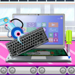 Laptop Factory: Computer Builder & Maker Games 1.7 MOD APK