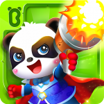 Little Panda's Hero Battle Game  8.53.00.00 MOD APK
