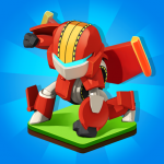 Merge Robots – Click & Idle Tycoon Games 1.4.5 MOD APK