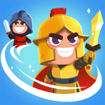 Merge Stories Merge, Build and Raid Kingdoms  2.12.1 MOD APK