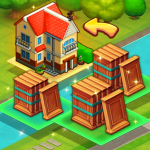 Merge train town! (Merge Games) 1.1.24 MOD APK