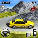 Mountain Taxi Driver: Driving 3D Games 1.0.4 MOD APK