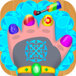 Nail salon for kids. 1.0.6 MOD APK