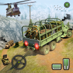 Offroad Army Transporter Truck Driver: Army Games 1.7 MOD APK
