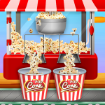 Popcorn Cooking Factory: Snack Maker Games 1.0.4 MOD APK