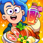 Potion Punch 2 Fun Magic Restaurant Cooking Games  1.8.1 MOD APK