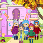 Pretend Play Doll House: Town Family Mansion Fun 1.0.8 MOD APK