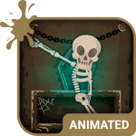 Skeleton Dance 3 Keyboard + Live Wallpaper 3.41 MOD APK