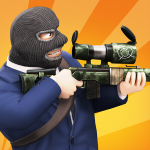 Snipers vs Thieves  2.13.40291 MOD APK