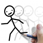 Stickman: draw animation, creator & maker, drawing 3.2 MOD APK