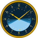 Sunclock – Astronomical Clock, Sunrise, Sunset 2.39 MOD APK