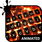 Volcano Animated Keyboard + Live Wallpaper 3.41 MOD APK