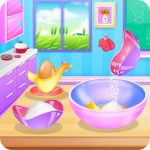 Baby Girl Cooking School 1.0.6 MOD APK