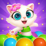 Bubble Shooter: Cat Island Mania 2020 1.10 MOD APK
