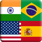 Flags Quiz Gallery : Quiz flags name and color  Flag 1.0.207 MOD APK