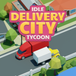Idle Delivery City Tycoon: Cargo Transit Empire 3.4.5  MOD APK