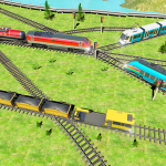 Indian Train City 2019 – Oil Trains Game Driving 4 MOD APK